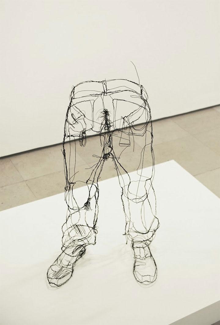 skizzierte Drahtskulpturen David_Oliveira_07