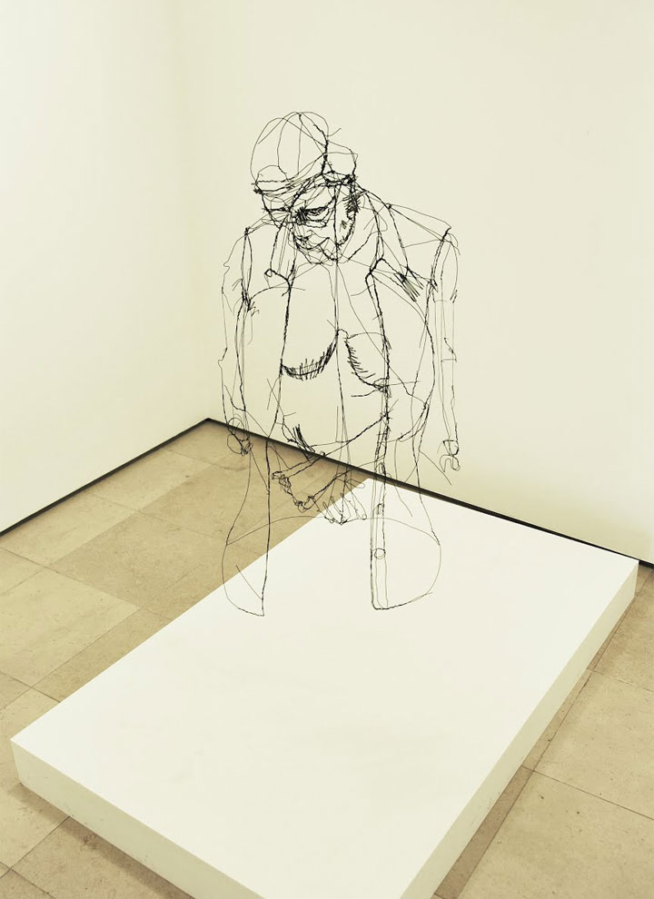 skizzierte Drahtskulpturen David_Oliveira_08