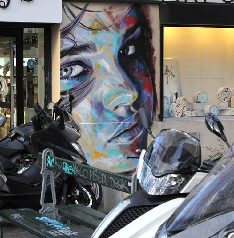 Street Art: knallbunte Portraits von David Walker David_Walker_08