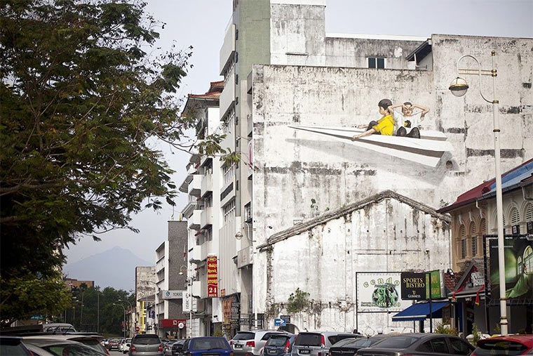 Street Art: Ernest Zacharevic Ernest-Zacharevic_02