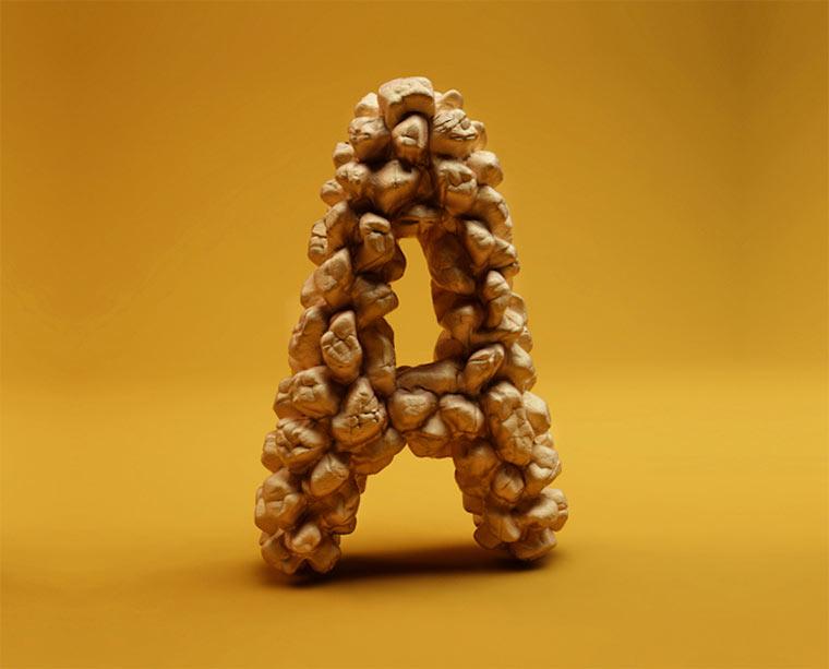 3D-Alphabet
