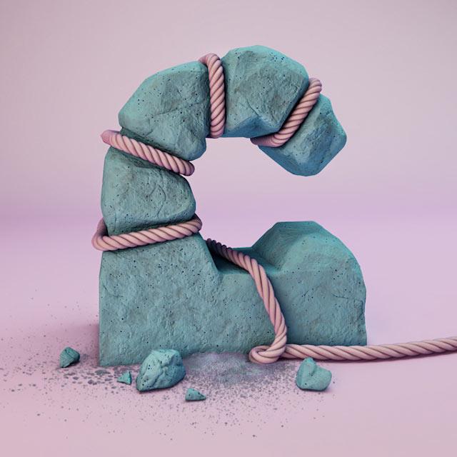 3D-Alphabet FOREAL_alphabet_03