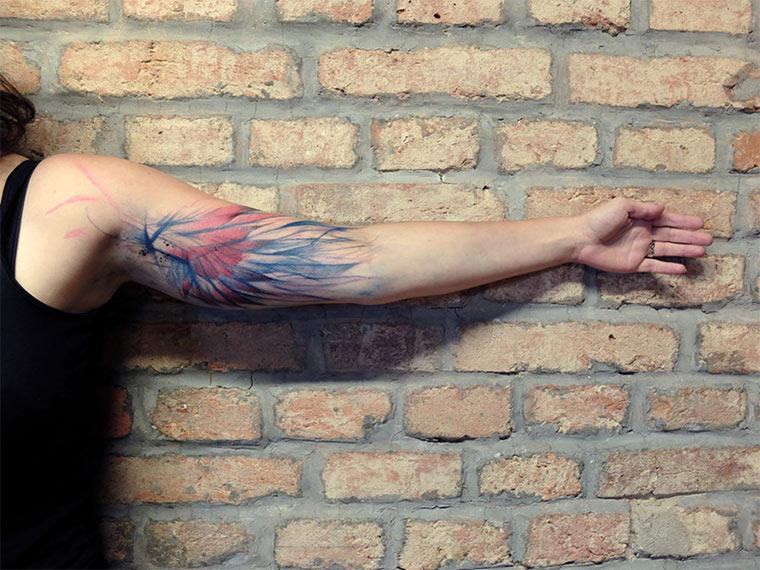 Tattoos & Zeichnungen: Jan Mráz Jan_Mraz_02