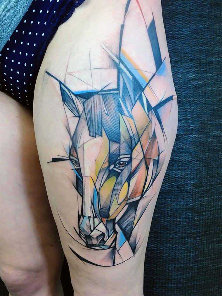 Tattoos & Zeichnungen: Jan Mráz Jan_Mraz_03