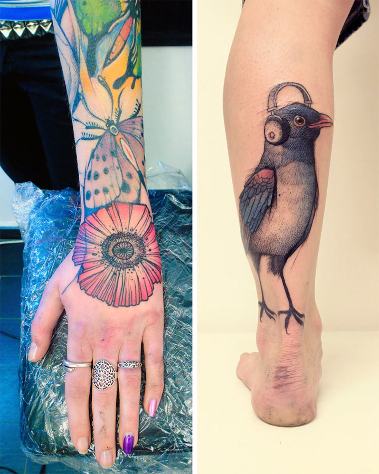 Tattoos & Zeichnungen: Jan Mráz Jan_Mraz_06