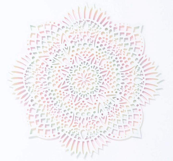 kaleidoskopische Papier-Skulpturen Jen_Stark_07