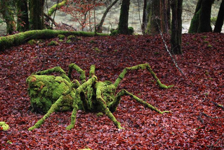 Kunst mit der Natur Land_Art_Sylvain_Meyer_02