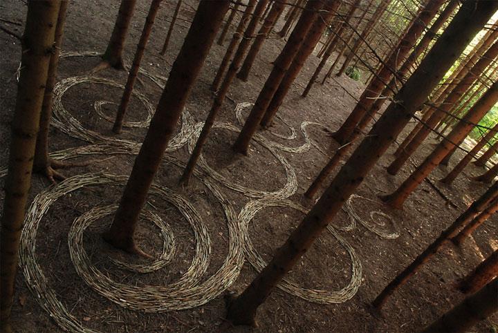 Kunst mit der Natur Land_Art_Sylvain_Meyer_03