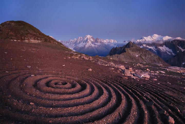 Kunst mit der Natur Land_Art_Sylvain_Meyer_04
