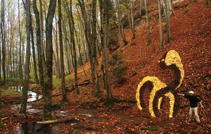 Kunst mit der Natur Land_Art_Sylvain_Meyer_06