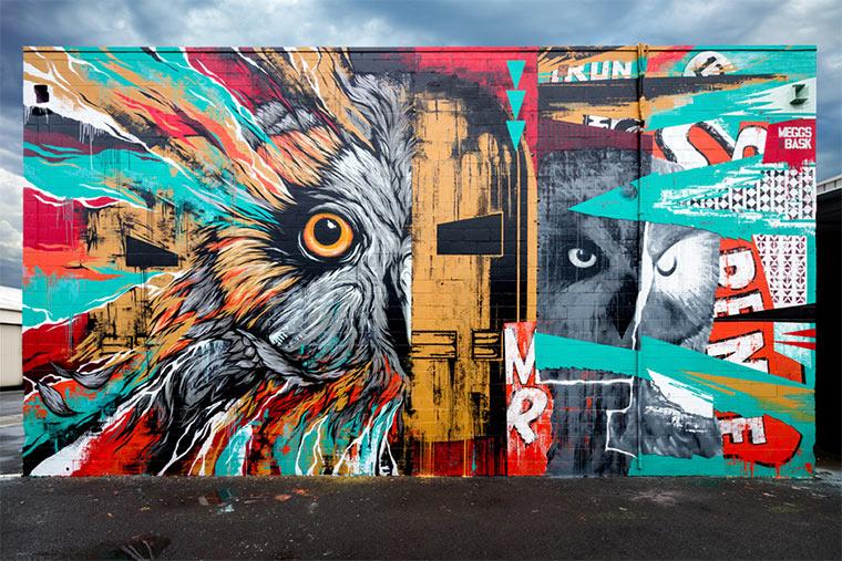 Street Art: MEGGS MEGGS_01