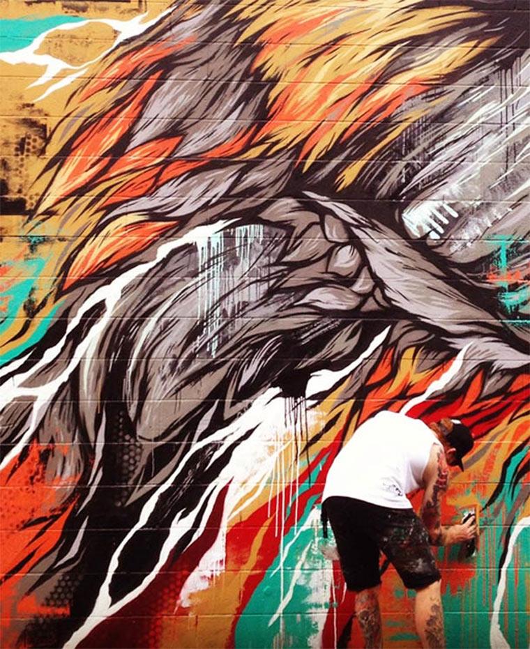 Street Art: MEGGS MEGGS_06