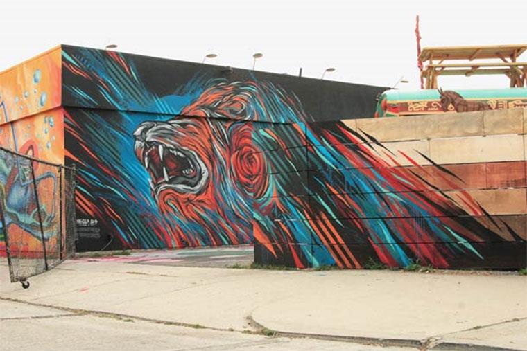 Street Art: MEGGS MEGGS_07