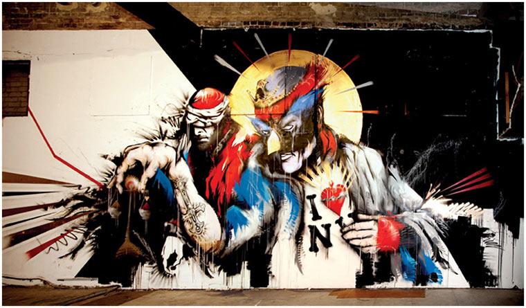 Street Art: MEGGS MEGGS_08