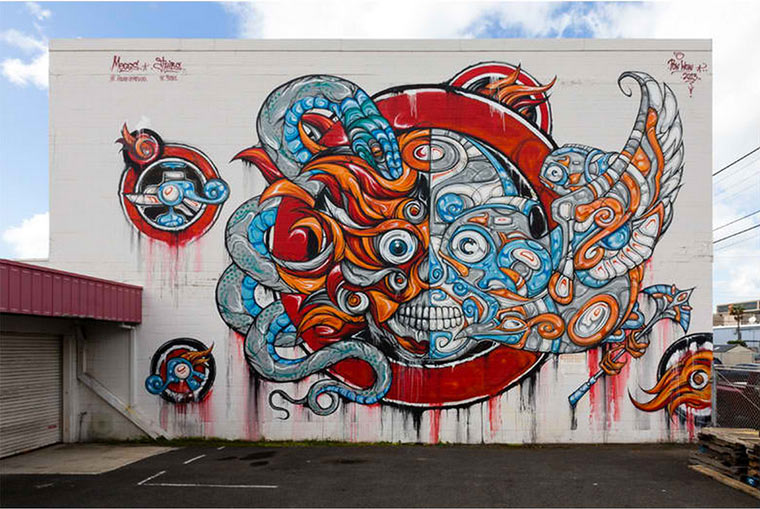 Street Art: MEGGS MEGGS_09