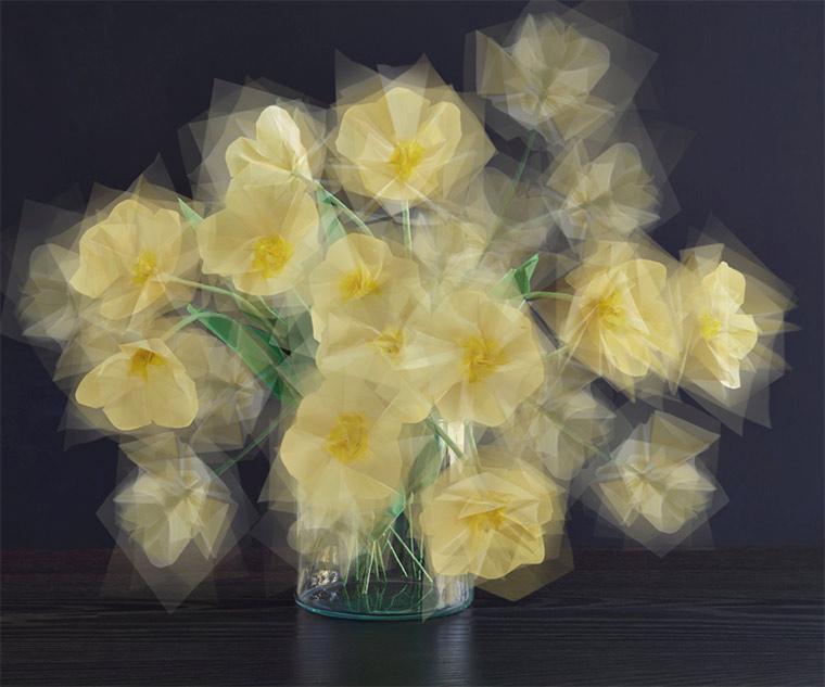 Blumen aus gefaltetem Papier Margarete-Schruefer_05