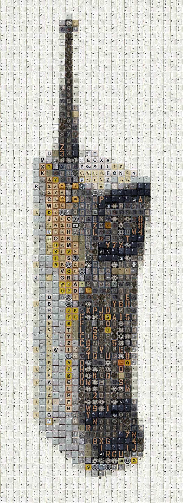 Retro-Elektronik aus Tastatur-Tasten Old_School_80s_Electronica_07