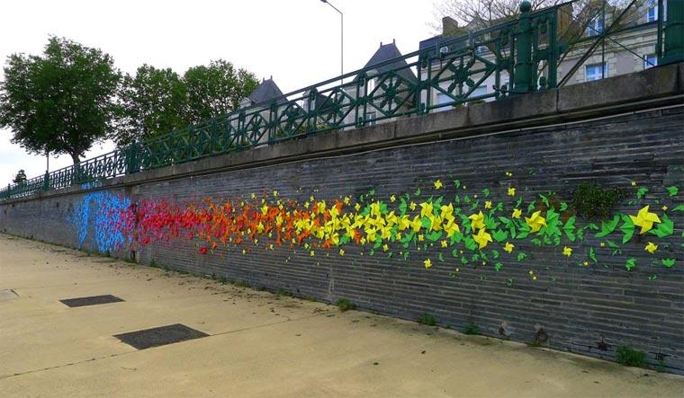 Origami-Street Art: Mademoiselle Maurice Origami_Street-Art_Madm-Maurice_03