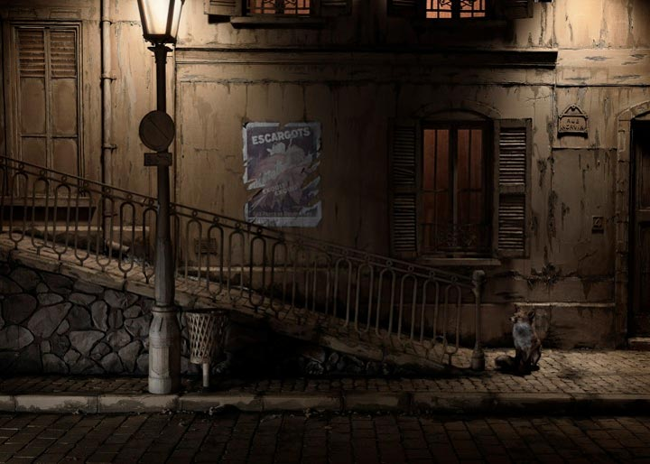 Düstere Stadtszenerien komplett aus Pappe Pappstadt_Andy_Rubak_02