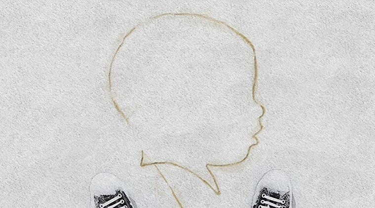 Designer macht wöchtentliche Profilportraits seiner Tochter Silhouette_project_06