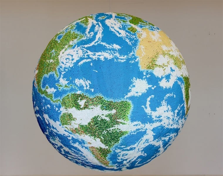 Der Streichholz-Globus Streichholzglobus_01