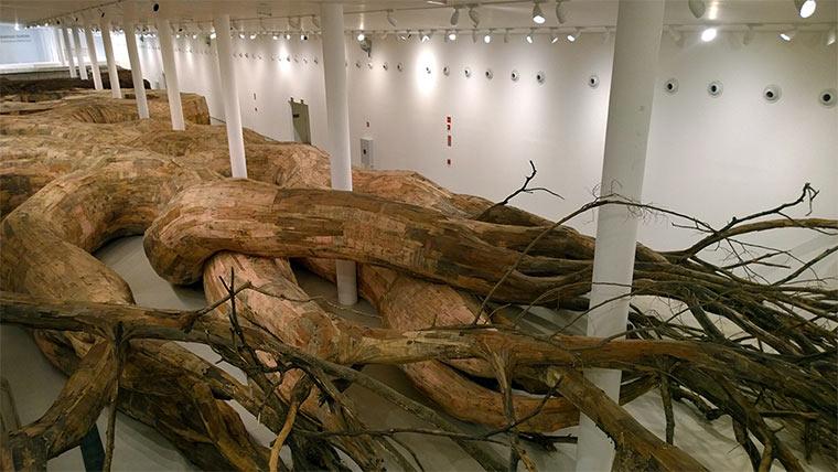 Begehbare Riesen-Holzwurzeln Transarquitetonica_02