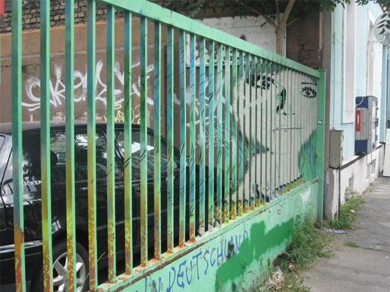 Street Art: Zebrating Zebrating_02