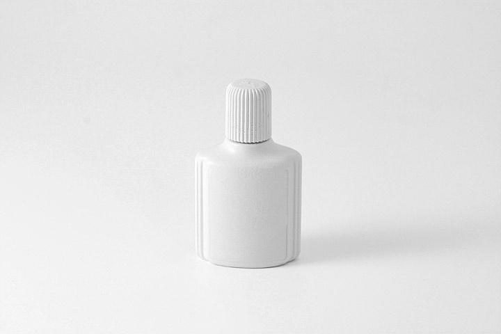 100 weiße Alltagsgegenstände