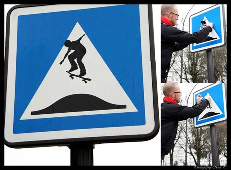 Street Sign Art clet_abraham_04
