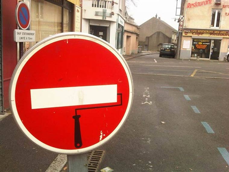 Street Sign Art clet_abraham_06