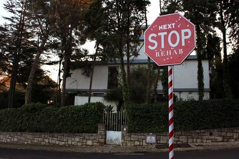 Street Sign Art clet_abraham_11