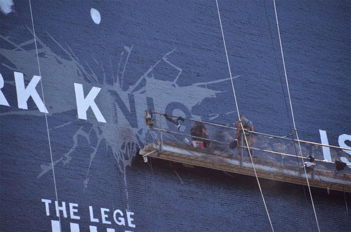 Batman: handgemaltes Riesenposter (45m) dark_knight_riesenposter_08