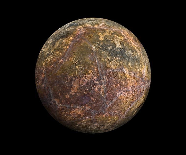Planeten aus verrosteten Feuerhydranten fire_hydrant_planets_03