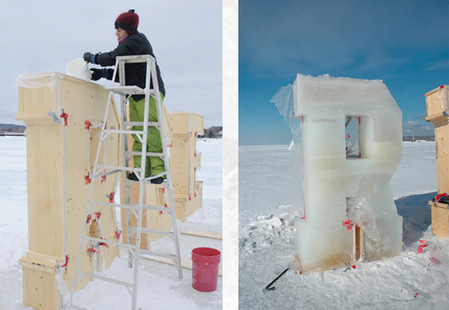 Typografie aus Eis icetypography_07