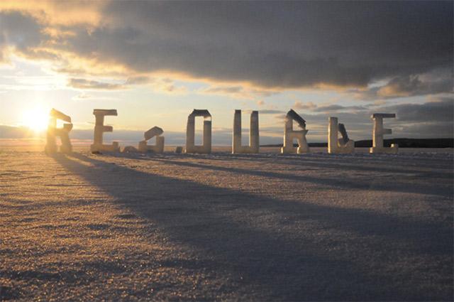 Typografie aus Eis icetypography_10
