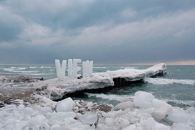 Typografie aus Eis icetypography_14