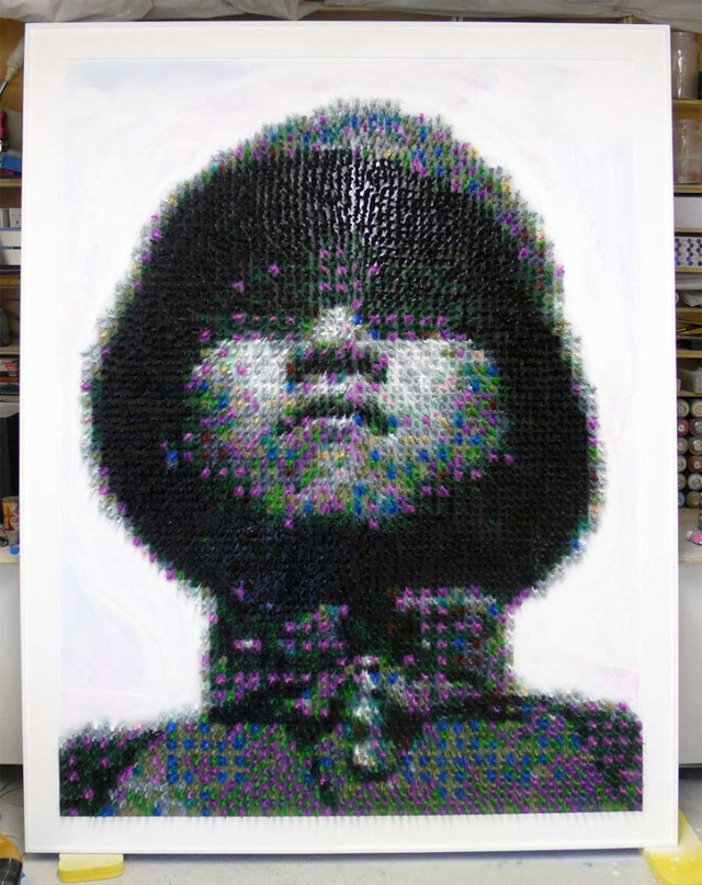 Made in China - Soldier portrait by Joe Black
