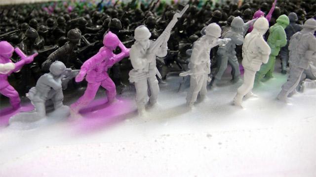 Soldatenprofil aus Spielzeugsoldaten madeinchinaportrait_03