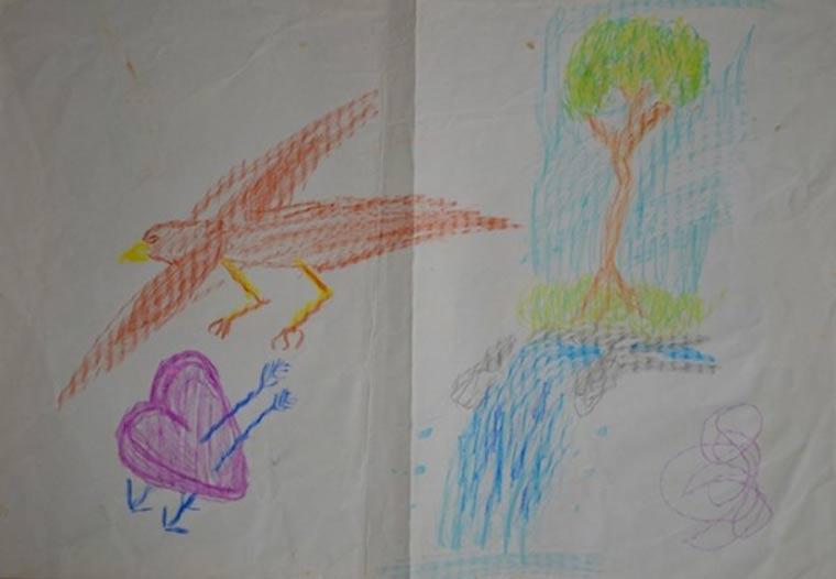 Werke eines Künstlers vom 2. bis 25. Lebensjahr marc_2-25_05