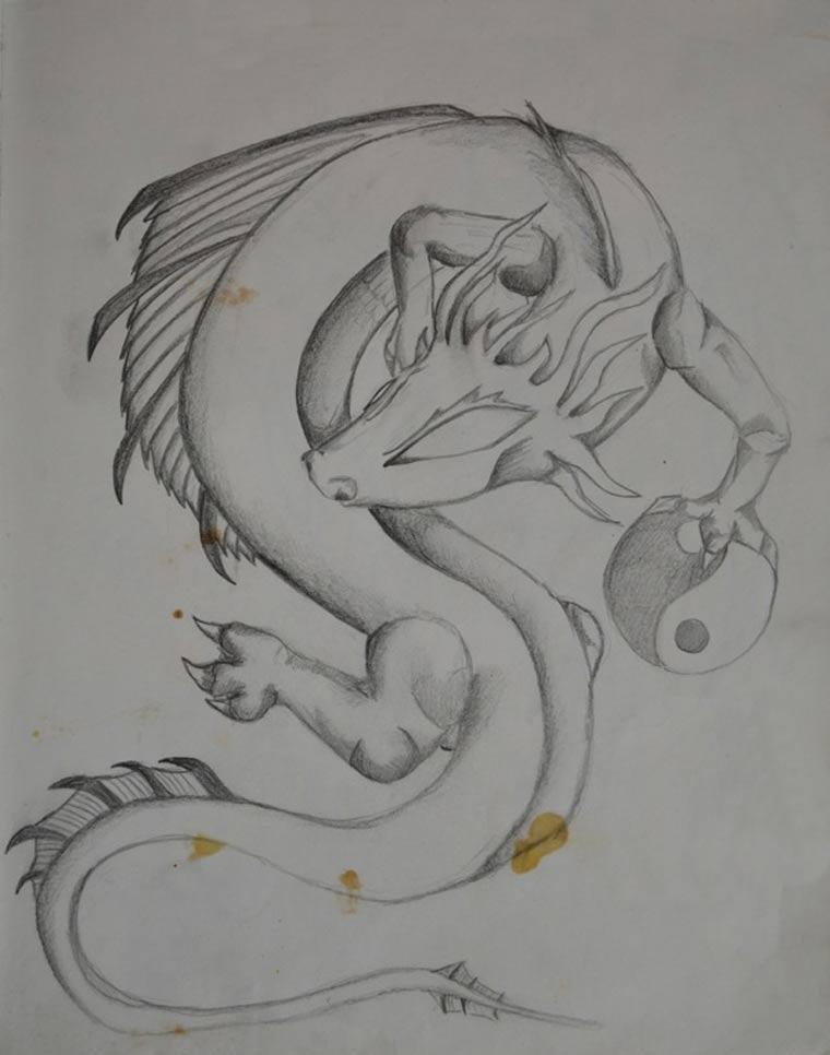 Werke eines Künstlers vom 2. bis 25. Lebensjahr marc_2-25_10