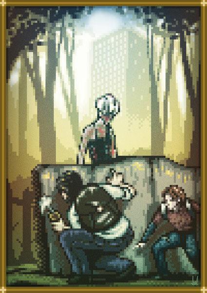 pixelige Videospielkunst pixelvideogameart_01