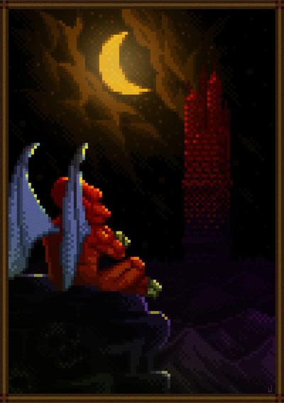 pixelige Videospielkunst pixelvideogameart_06