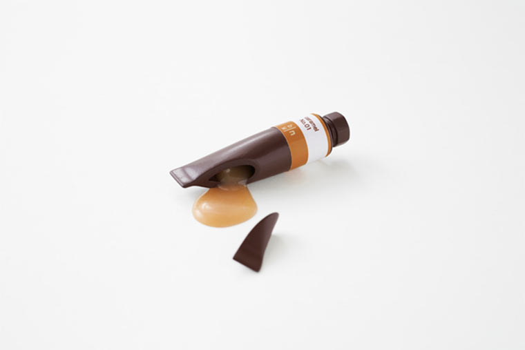 Farbtuben aus Schokolade schokofarbtuben_06