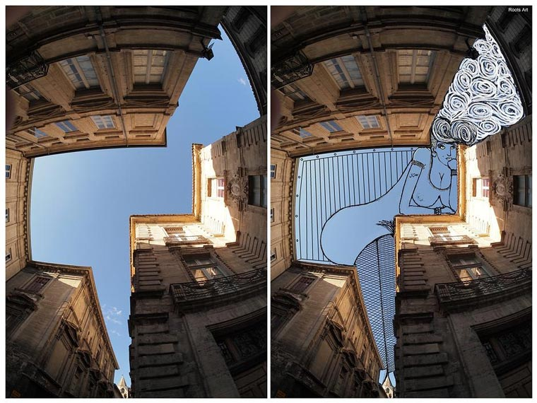 Himmelskunst von Thomas Lamadieu