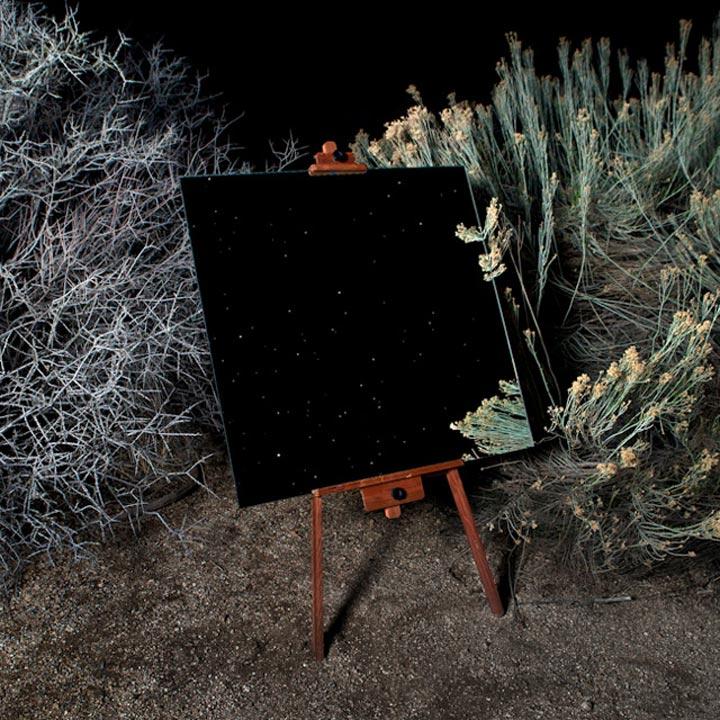 Spiegel-Leinwände in der Wüste spiegelleinwaende_06