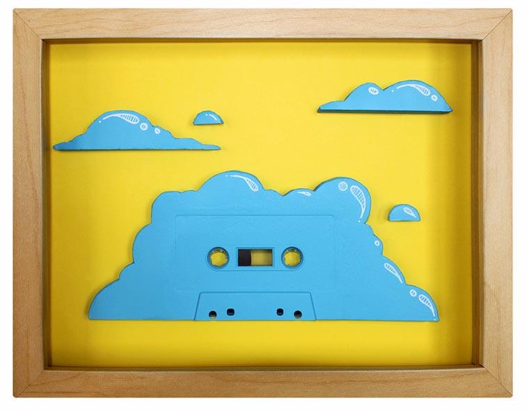 kreative Kassettenkunst: [o-o] tape_art_09