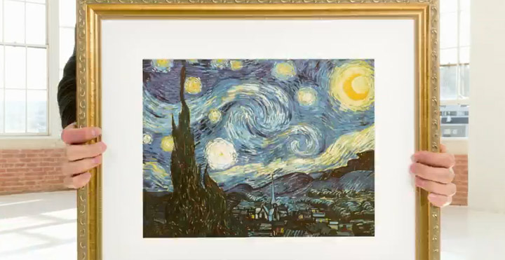 Stopmotion: Eine Geschichte aus Kunstwerken