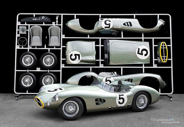 1:1 Modellbau des Evanta Aston Martin DBR1  Aston_Martin_DBR1_model_01