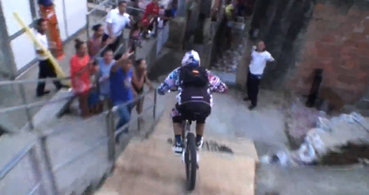 BMX Downhill Madness