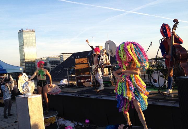 Musikalisches Wochenende 2: Auf den Dächern Festival Berlin_weekend_28